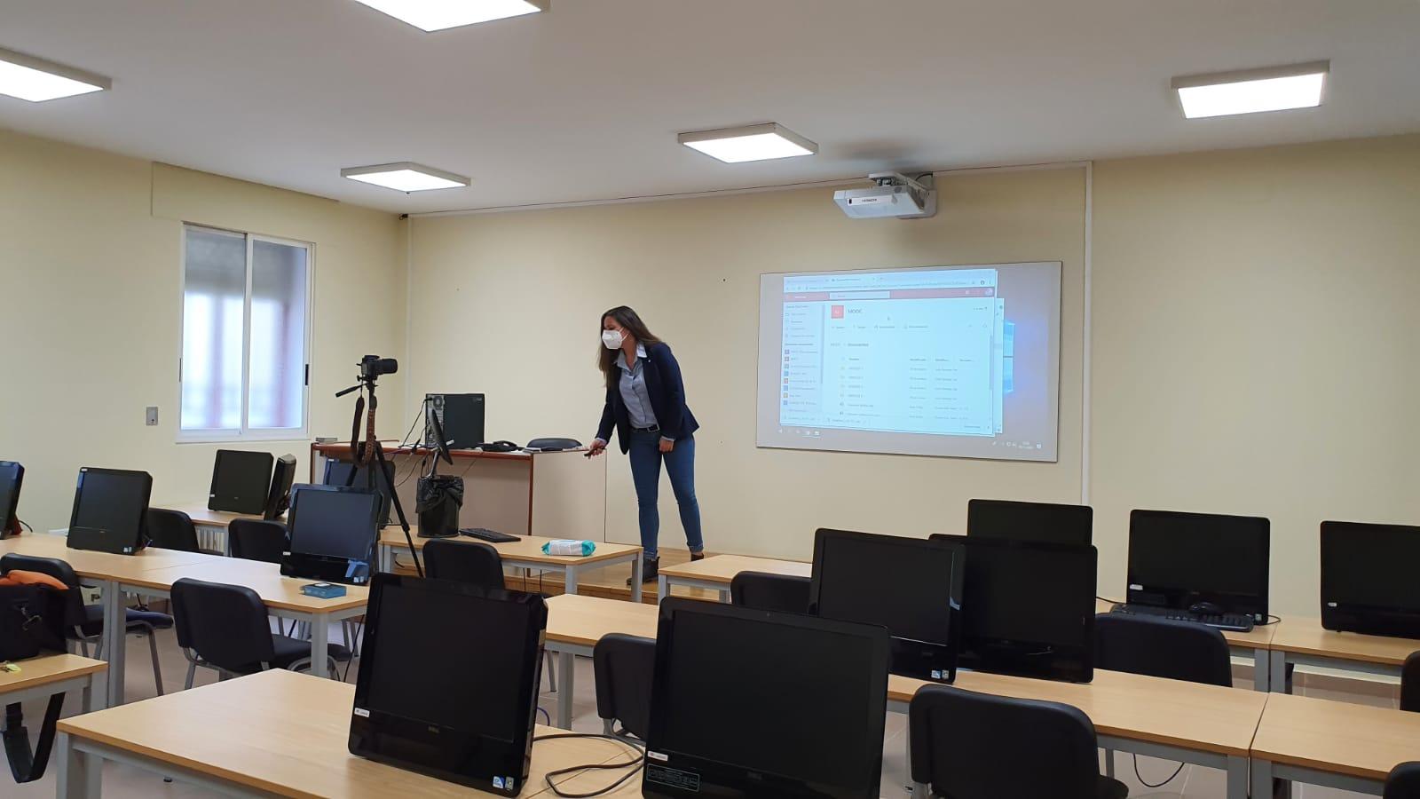 Recording of the MOOCs begins November 2020